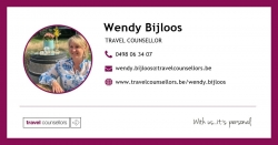 Afbeelding › Wendy Bijloos - Travel Counsellor